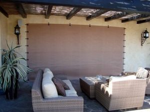 West Shore Hurricane Protection - Hurricane Fabric