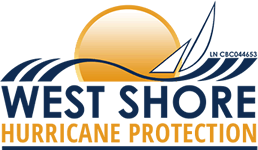 West Shore Hurricane Protection Logo